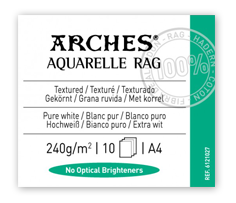 Arches Aquarelle Rag