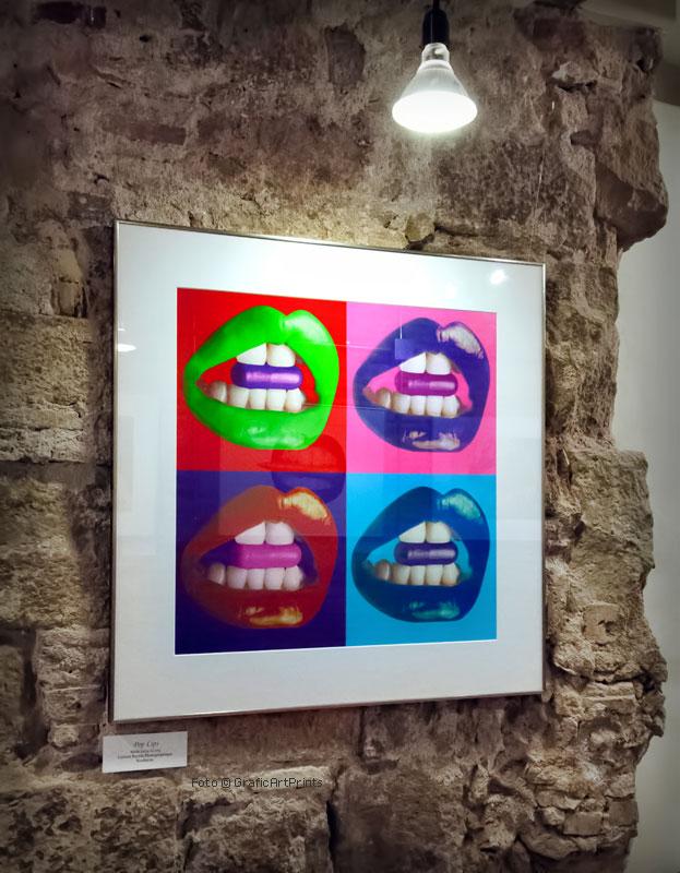 Expo de Dolores Ruiz en BBseis
