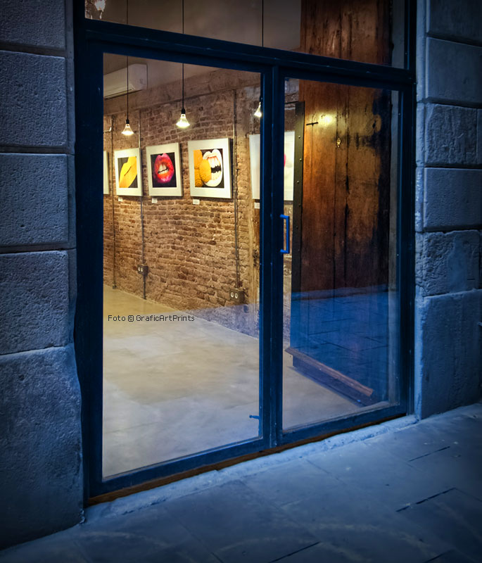 Exposició de Dolores Ruiz a BBseis