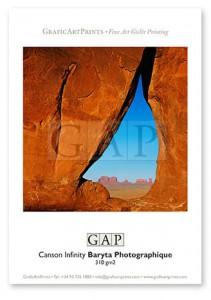 Mostra fotografia impresa en giclée sobre paper Canson Infinity Baryta Photographique per GraficArtPrints. © Jesús Coll