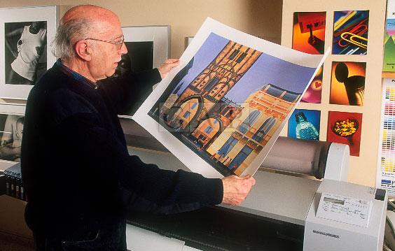 Proceso Impresión giclée © GraficArtPrints